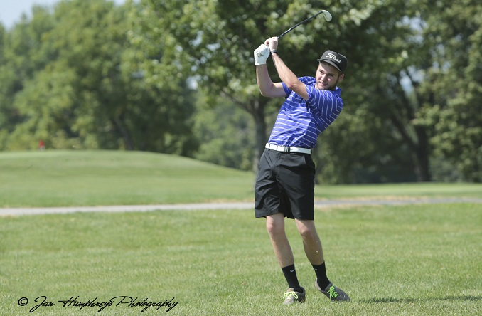 Gunnar Kodas closed out his Avila Golf career on Tuesday at the Heart Championship.