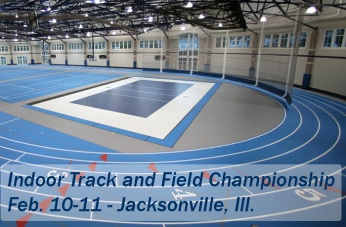 Photo for T&F Preview: Heart Indoor Championships