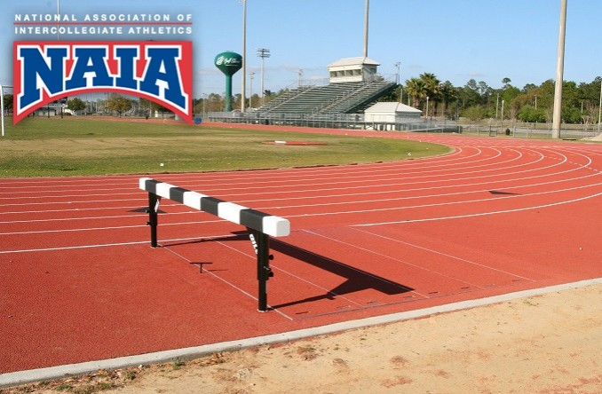 Kayvona Bragg and Jeremi Barnes will compete in the NAIA Outdoor Track and Field Championships this week.