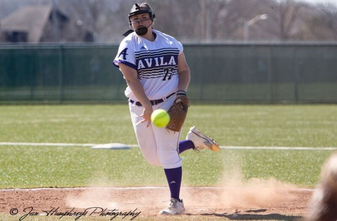Kayleigh Behymer picked up a win and a save at KWU on Saturday (Photo Credit: Jan Humphreys)