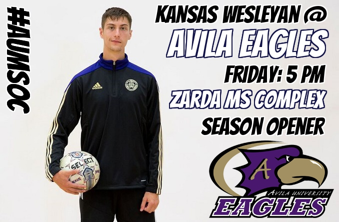 The Eagles will open the season Friday against KWU at 5 p.m. at home.