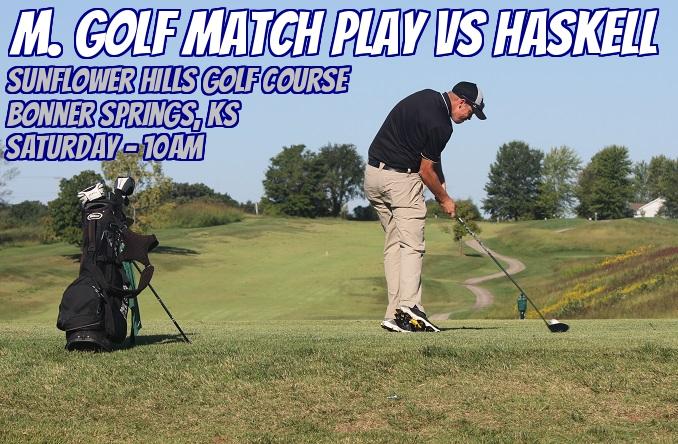 Photo for M. Golf Preview: Match play vs. Haskell
