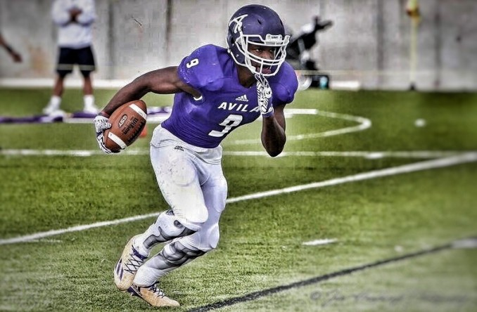 Naeem Moore becomes Avila's first freshman to earn First Team honors since 2010 (Alyn Jackson, RB)