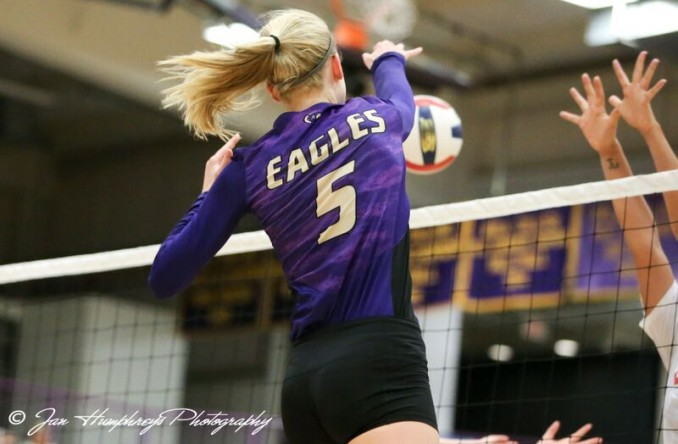 The Avila Volleyball Camps will take place June 5-8 inside Mabee Fieldhouse (Photo Credit: Jan Humphreys)