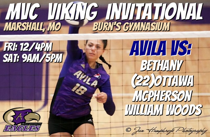 Live stats will be available for all four of Avila's matches this weekend.