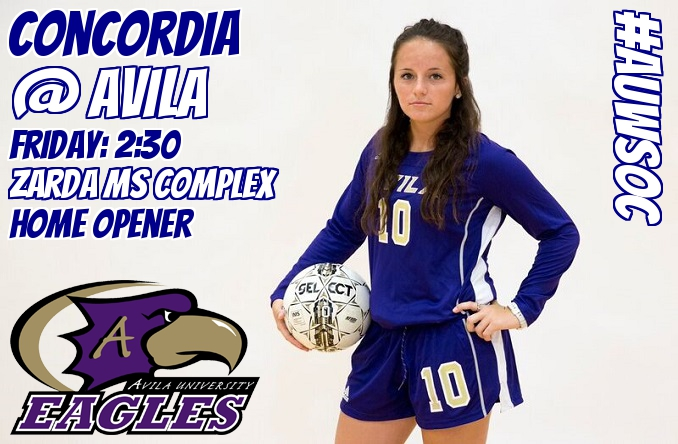 The Eagles will open the 2016 season against Concordia on Friday at 2:30 p.m.
