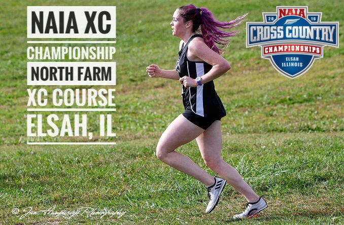 Penny Fenn will be the first Eagle to ever run in the NAIA XC National Championships on Saturday.