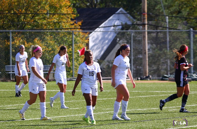 Photo for WSOC: Eagles struggle to maintain No. 19 Ravens