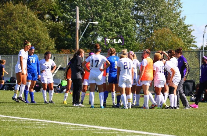 Photo for WSOC: Eagles shut down by Wildcats in road matchup