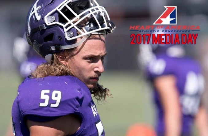 Avila's final Heart Media Day will be held at 2:30 p.m. on July 31st in Olathe, Kan.